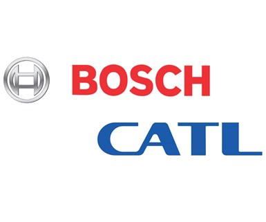 Bosch Partners with CATL on Battery Cells