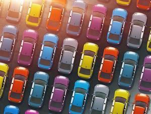 April Car Sales Slip 1% in Europe