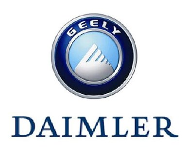 Daimler, Geely Launch Mobility Services Venture in China