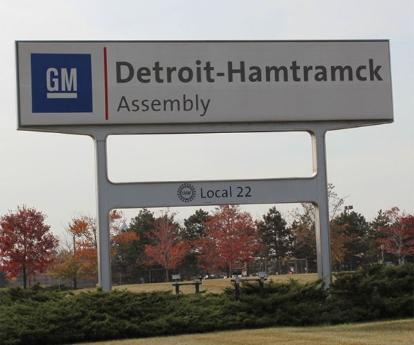 GM Makes Hamtramck an All-EV Plant image