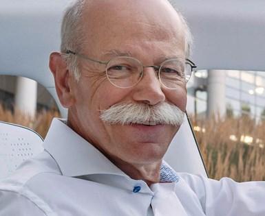 Zetsche Retires as Daimler's CEO