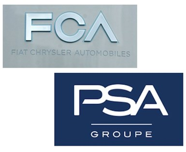 Merged FCA-PSA Would Maintain Current Brands