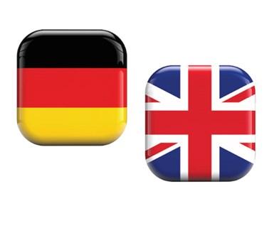 Car Sales Rise in Germany, Slip in U.K.