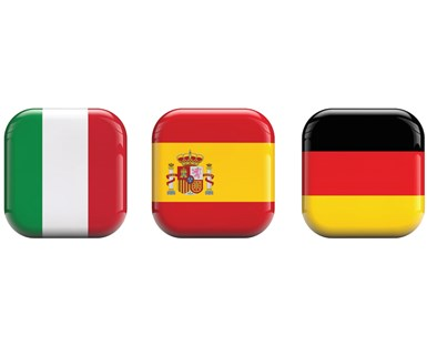 Sept. Sales Revive in Germany, Italy, Spain