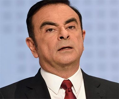 Japanese Court Says Ghosn May Talk to His Wife