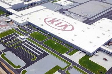 Kia Opens $1.1 Billion Plant in India