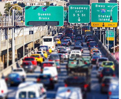 New York City to Charge Congestion Fees