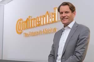 Conti Taps Auto Chief as New CEO