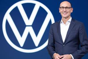 New CEO to Replace Diess at VW Brand