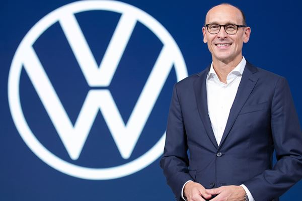 New CEO to Replace Diess at VW Brand image