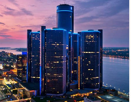 Report: GM Pondered Selling its Detroit HQ Last Year