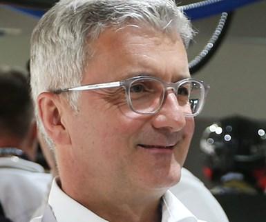 Ex-Audi Chief Stadler Charged in Diesel Scandal