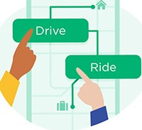 Scoop Ride-Sharing Raises $60 Million