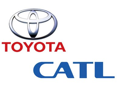 Toyota Finalizes EV Battery Partnership with CATL