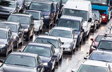 New-Car Sales Rise 5% in Germany