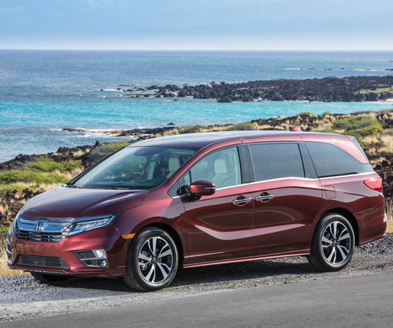 The 2018 Honda Odyssey is the result of a U.S.-centered development program. Research, design and development were performed by personnel at Honda R&D Americas in Torrance, California, and Raymond, Ohio. The vehicle—and its V6 engine—are exclusively produced in Lincoln, Alabama, by Honda Manufacturing Alabama. The available 10-speed is made by Honda Precision Parts Georgia in Tallapoosa, Georgia.