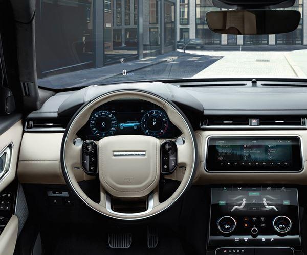 Digital Tech in the Range Rover Velar image