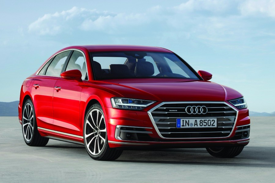 The All New Audi A8. For The First Time, Audi Is Offering The