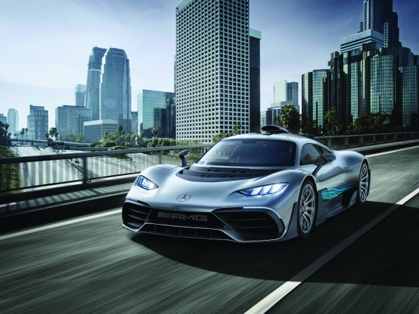"The Mercedes-AMG Project ONE. Is this the ""hottest and coolest car"" Mercedes has ever designed?"