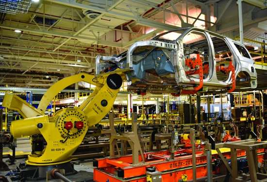 The Expedition is built at the Ford Kentucky Truck Plant. To prep the plant to build the Expedition (and the Lincoln Navigator), Ford made a $900-million investment in the operation.