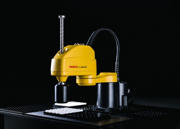 New SCARA from Fanuc provides speed and precision.