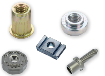 PennEngineering Mechanically Attached Fasteners for auto industry