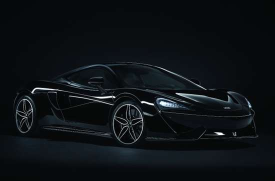 "The McLaren 570GT: ""the most practical model ever launched by McLaren."""