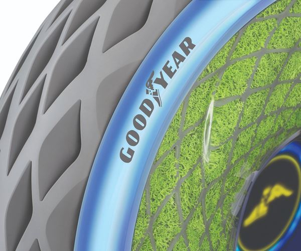 Tech Watch: Goodyear's Greenwalls image