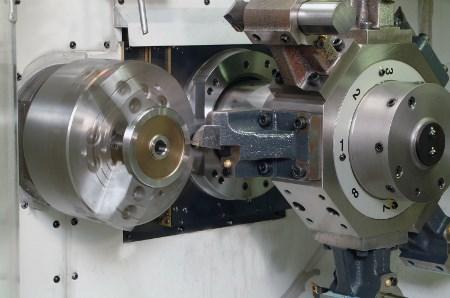 Efficient turning processes