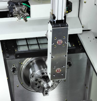 Automated part handling