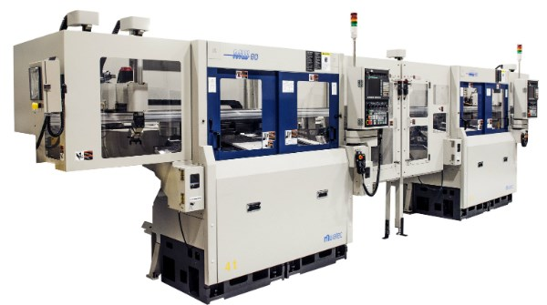 Muratec MW80 turning cell