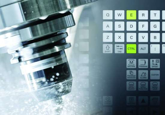 Simply hit the 'Ctrl' and 'E' key combination on the Sinumerik CNC operator panel to get a fast evaluation of the machine tool's energy consumption.