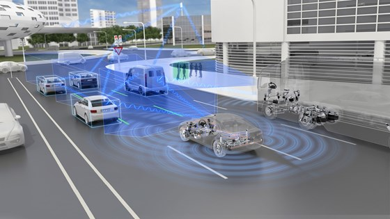 ZF and Mobileye are teaming up on a new family of forward-facing cameras.