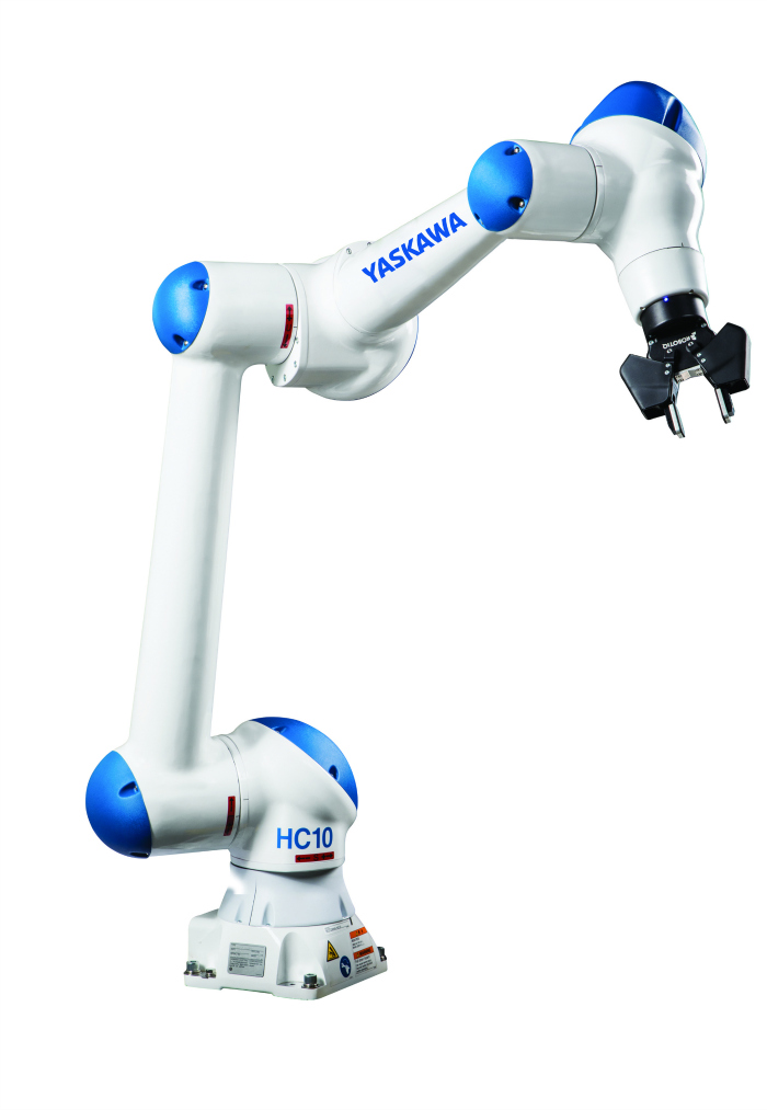 The HC10. Yes, it is a cobot.