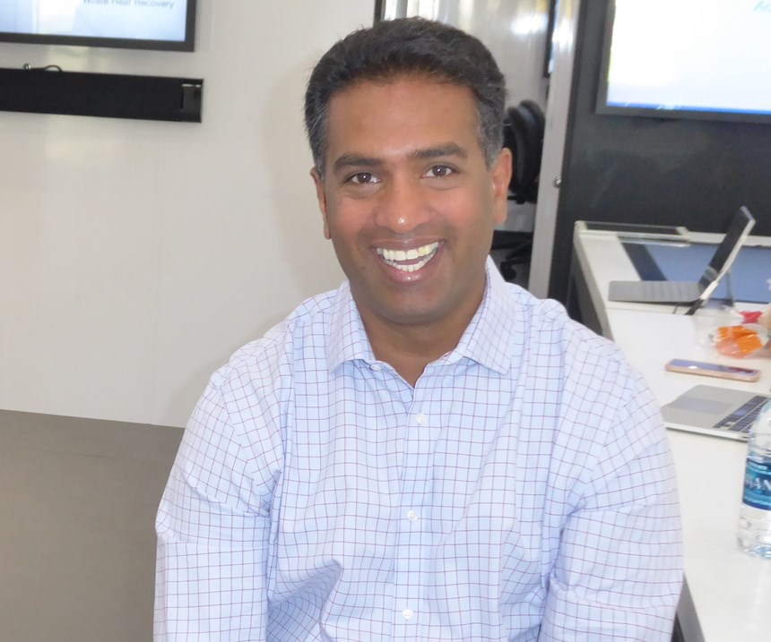 """Ben Patel, CTO of Tenneco: """"I am a firm believer in that the more options you provide to your customers, the better partner you're going to be."""""""
