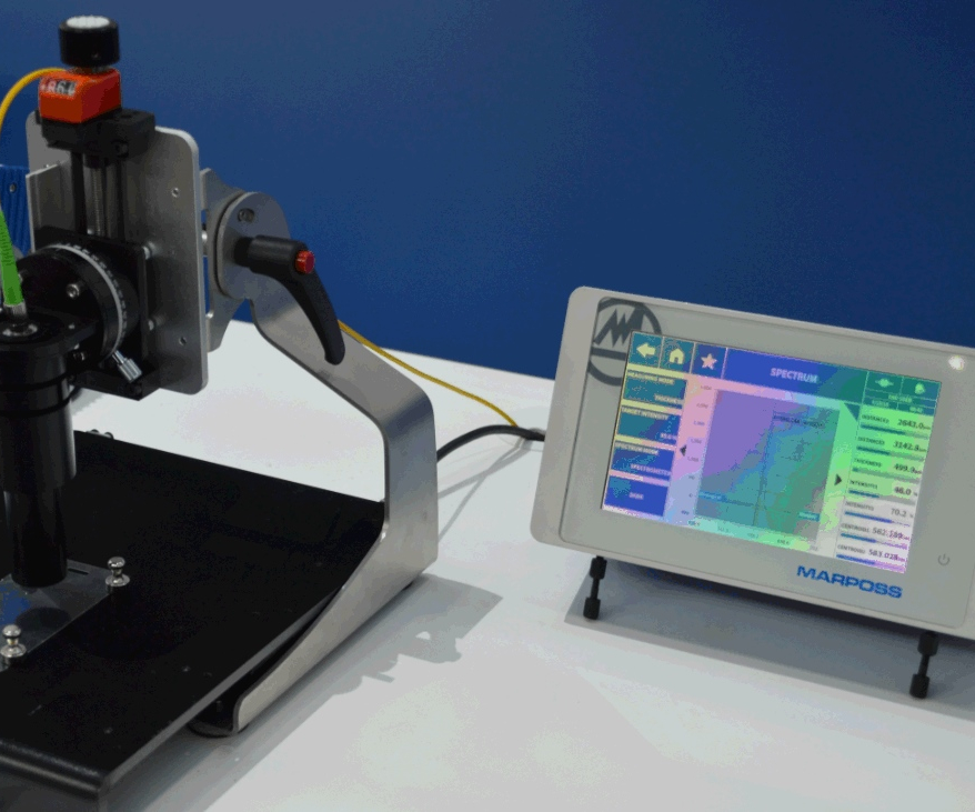 Optical Gauge for Surface Measurement