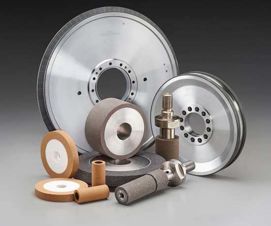 High-Performance Grinding Wheels