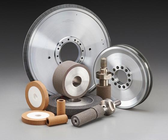 High-Performance Grinding Wheels