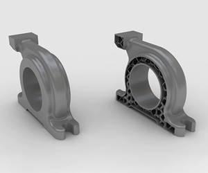 Autodesk 3D Printing Honeycomb