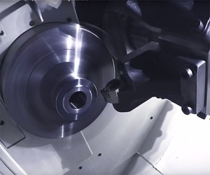 In these turnkey systems, Murata engineers develop every aspect of the machining process
