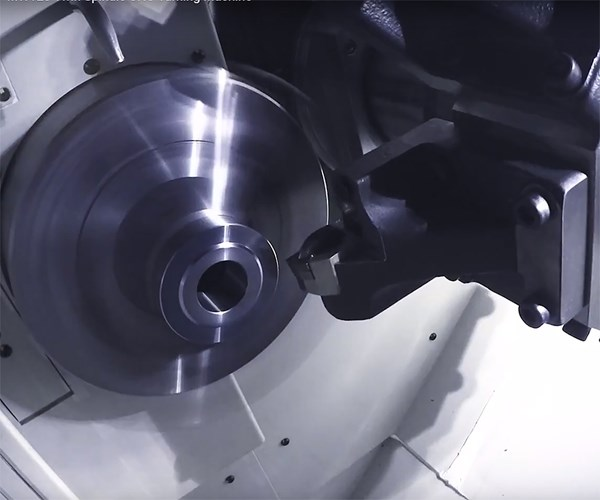 In these turnkey systems, Murata engineers develop every aspect of the machining process.