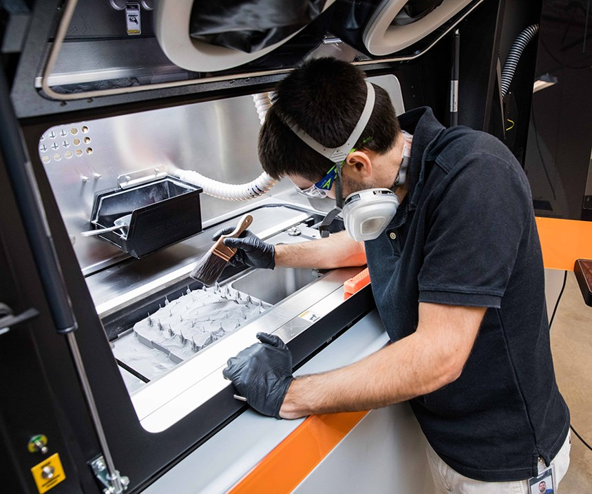 When replacing steel parts with magnesium, plastics or other lightweight materials, it's critical to get functional prototypes into test quickly.