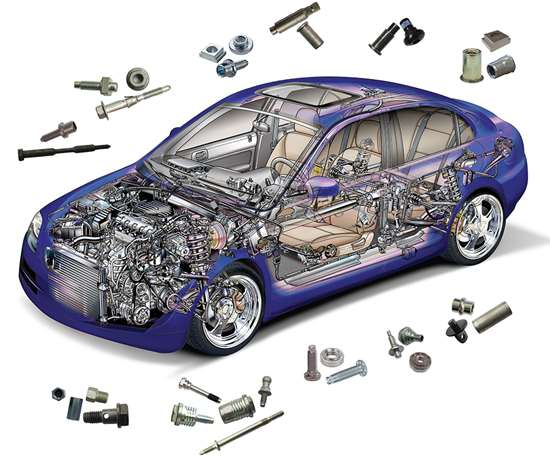 Penn Engineering offers a global supply of automotive fasteners.