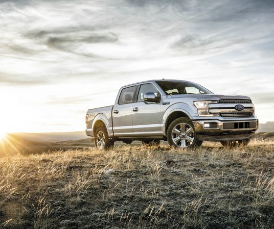The F-150: The closest thing to a perpetual motion sales machine in the universe.