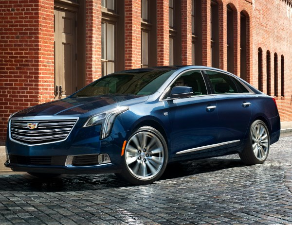 Cadillac XTS: May not get a lot of attention, but it is the quintessential Cadillac.