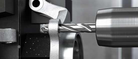 Drills Optimized for Aluminum