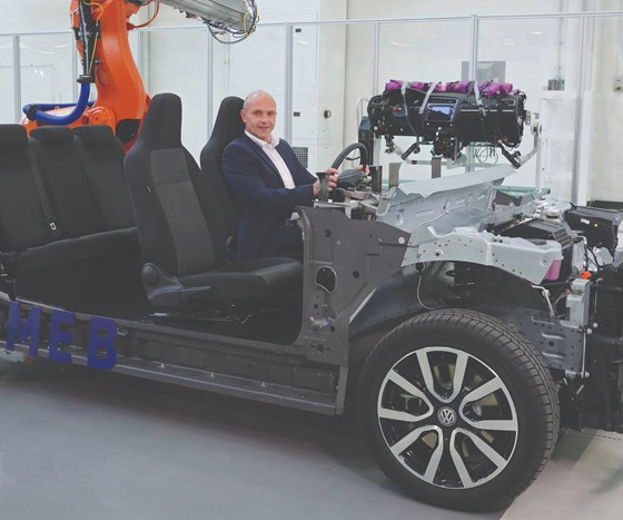"""We want to take e-mobility out of its niche and to make the electric car affordable for millions of people. Large volumes and efficient production will lay the foundation. This is why we are bundling electric car production at Zwickau and making the plant the nucleus of our major electric offensive.""-- Thomas Ulbrich, Member of the Volkswagen Brand Board of Management responsible for E-Mobility"