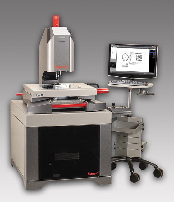 Vision System for Manual or Pre-programmed Part Inspection