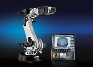 Run MyRobot/DirectControl offers ease of programming and superior motion control to a comprehensive range of Comau robot arms.