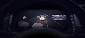 NVIDIA introduced DRIVE AutoPilot, which it says is the first commercially available Level 2+ Automated Driving System. Continental and ZF are among the first customers to integrate it.